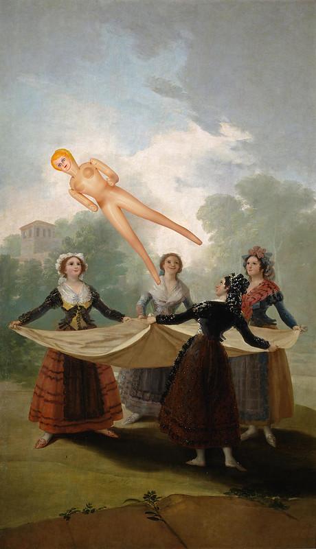 Goya.pelele.pradoa