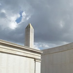 National Memorial Arboretum - Armed Forces Memorial - obelisk