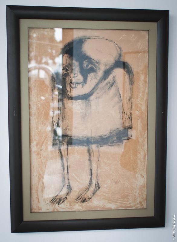 Jose Luis Cuevas - coleccione de MAC
