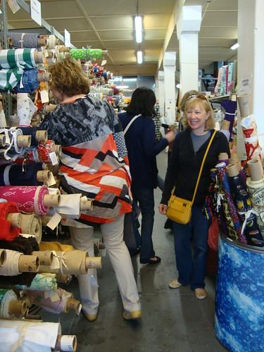 at discount fabrics