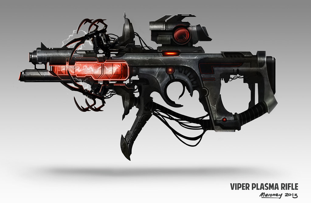 plasma piercing beam rifle how to get