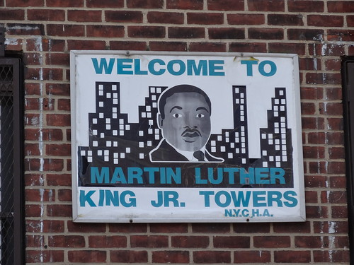 Martin Luther King Jr. social housing project