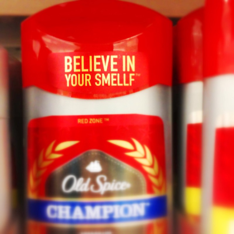 BELIEVE IN YOUR SMELLF