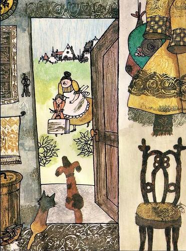 """Children's book """"Mrs. Piggle-Wiggle"""""""