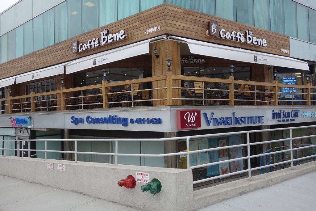 Caffe Bene | Northern Blvd (159th St) | Murray Hill (Flushing)