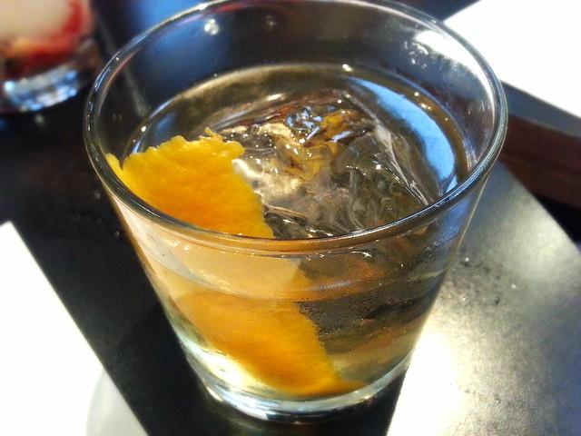Comme Ca cocktail Bridgetown Twist by Caroline on Crack