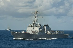 USS Preble (DDG 88) file photo. (U.S. Navy/MC3 Raul Moreno Jr.)