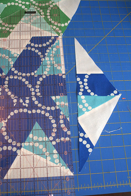 Bloom Bloom Pow: Quilting and finishing