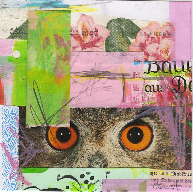 Collage: All Eyes