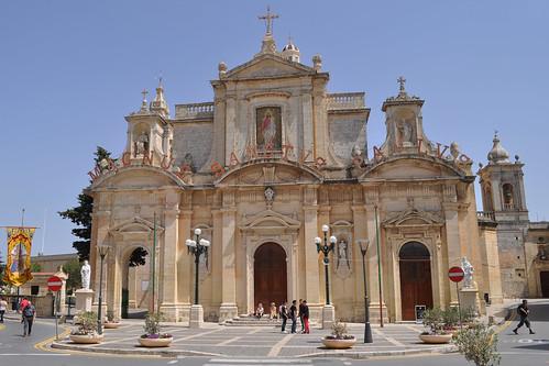 Church of St Paul, Rabat