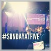 #sundayatfive @sundayatfive great service tonight @get_hope