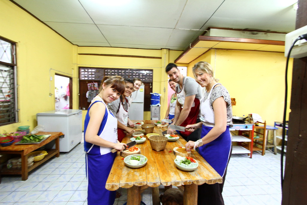 Chiang Mai: Preparing to cook