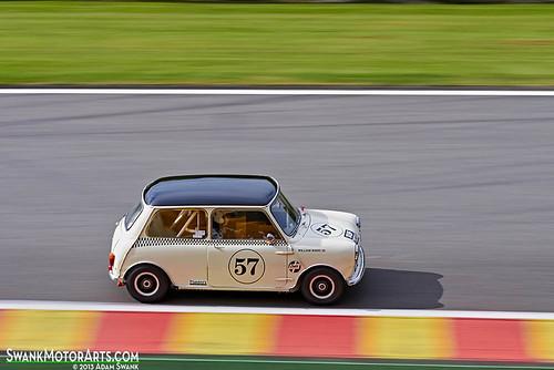 1964 Austin Mini Cooper S by autoidiodyssey