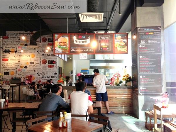 Big Hug Burger - SS15 Subang Square - burgers in subang-001