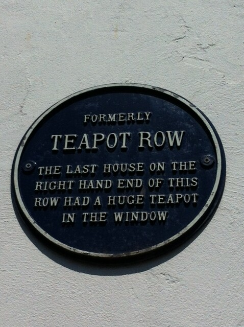 Photo of Blue plaque number 12673