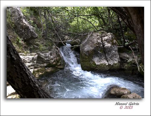 El río Majaceite by galvin2008