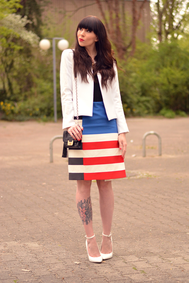 ACNE dress or skirt look 1