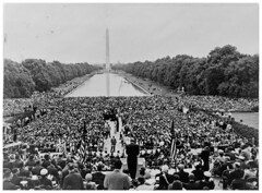 Civil Rights Theme of Prayer Pilgrimage: 1957