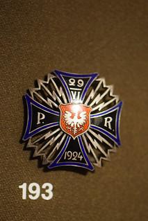 1929 Polish medal
