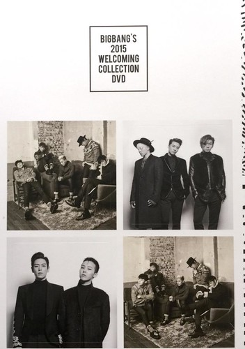 Big Bang - Welcoming Collection - 2015 - yoooouBB - 02