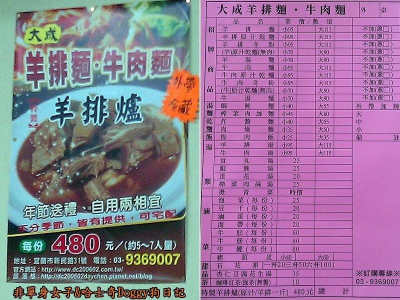 宜蘭幾米廣場公園北門蒜味肉羮米粉炒33