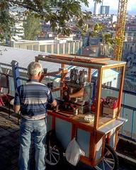 The real meaning of #open #bar  #tea #coffee #street #ontheroad #istanbul #turkiye #turkey #people #ig_cultures #ig_photooftheday #ig_people #subhanAllah #samsung #tradition #travelgram #travel #viaggio
