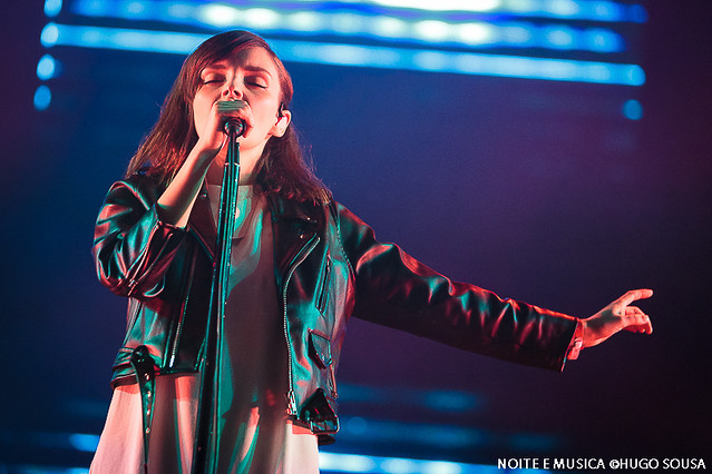 Chvrches - Vodafone Paredes de Coura '16