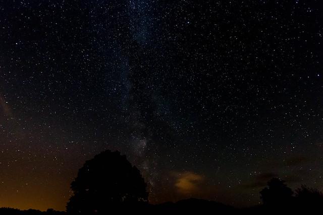 Milky Way - As seen from outside Ambleside