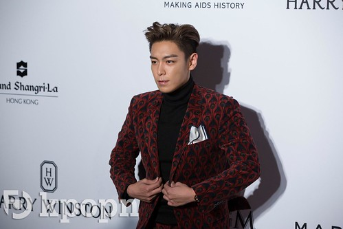 TOP amfAR Hong Kong by KPopcn 2015-03-14 015