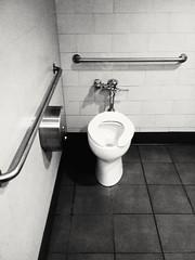 Public toilet @ Starbucks