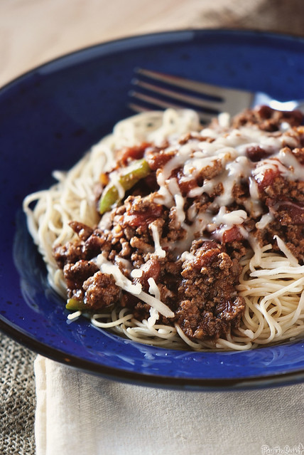 Cincinnati Chili from GirlCarnivore.com