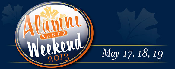 Baker alumni invited for weekend of fun