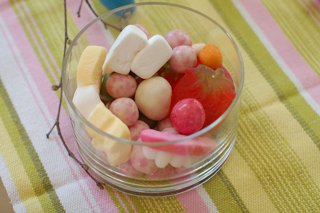 Easter Candy leftovers