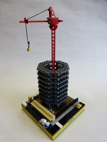 micro - construction: tower