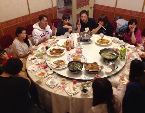 王朝活魚餐廳
