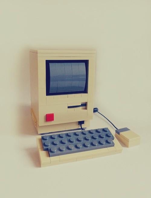Apple Macintosh by Chris McVeigh