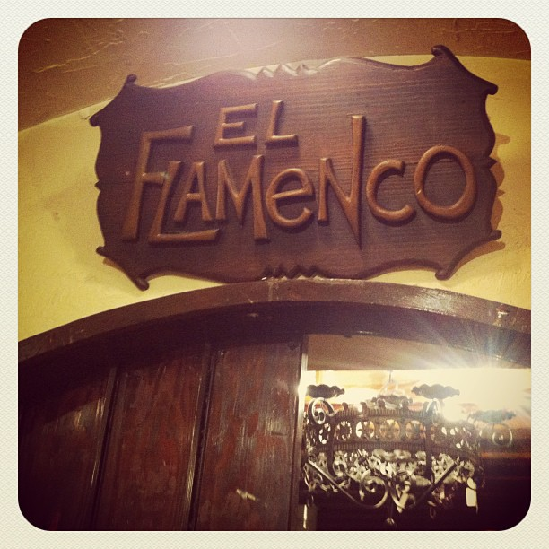 Have u seen Flamenco before? Today was my first, and it was awesome! #tokyo #tokyofood #ichigonewjourney