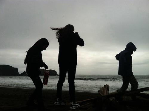 La playa fria primos
