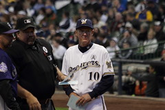 Ron Roenicke - Manager