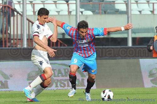 Catania, col Siena per il record$