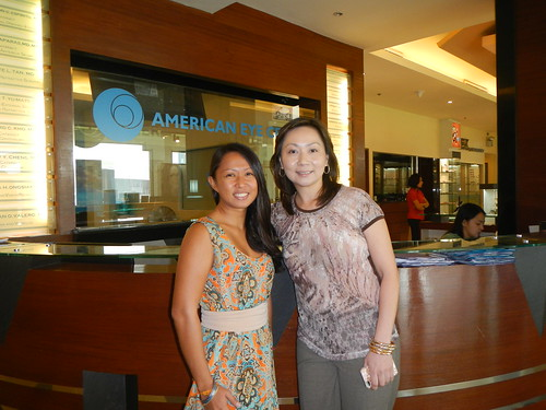 Dra. Alnette Tan of American Eye Center
