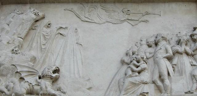 Robertson's phantasmagoria grave