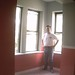 Andrew in his office--2001 by cinnachick