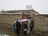 BBEF Kids enter the school in Kabul