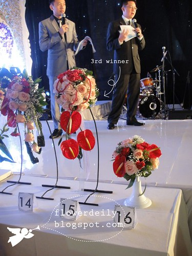 wedding hand bouquet competition ipbi 2013 12