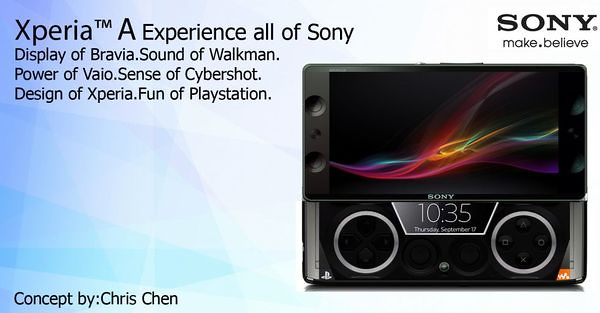 Sony Xperia Play 2