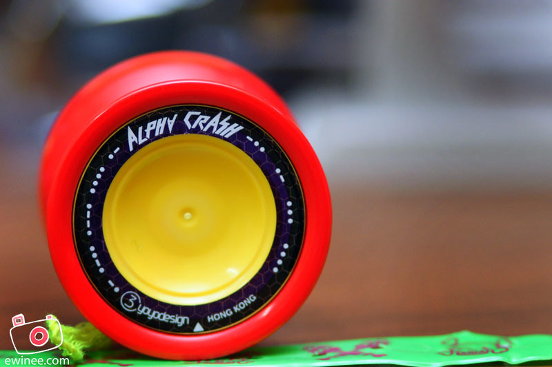 ALPHA-CRASH-C3YOYO-DESIGN-FRONT