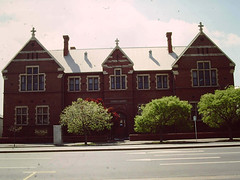 Currie Street Model School