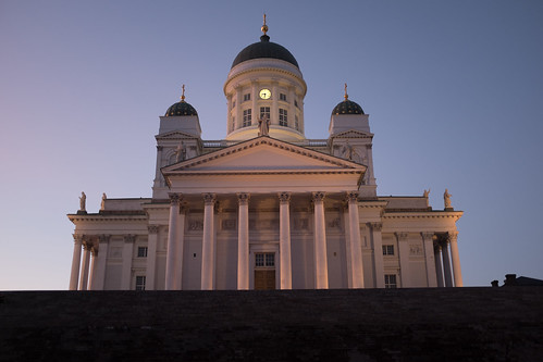 Helsinki Cathedral - X100S