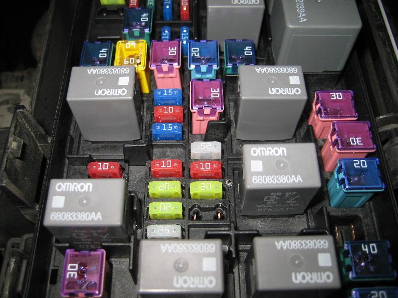 02 dodge ram 1500 fuse box pictures